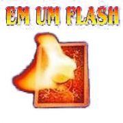 In a Flash  - Em um Flash - Cor vermelho ou azul D+
