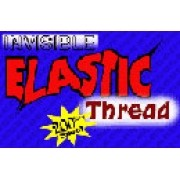 INVSIBLE ELASTIC THREAD   - 200 Feet (60 metros)