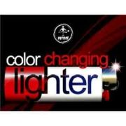 ISQUEIRO COLORS - COLOR CHANGING LIGHTER Fantasio