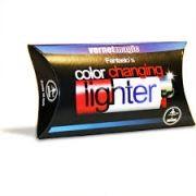 Isqueiro Bic que mude de cor  - Color Changing Lighter Fantasio B+
