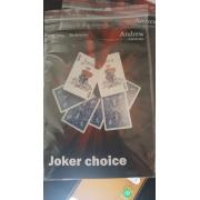 Joker choice by Andrew