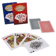 Jumbo Playing Cards - Baralho Jumbo M+