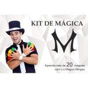 kit de magicas do magico MINGAU