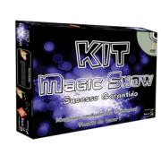 KIT MAGIC SHOW LUXO