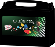 Kit de magicas o Júnior 2- Ideal para jovem aprendiz  B+