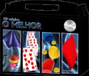 Kit de magica  'o Melhor' 2 - Fabricante Magic Up - 5 acessórios de magicas