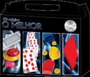 Kit de magica  'o Melhor' 3- Fabricante Magic up - 5 acessórios de magicas