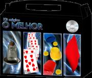 Kit de magica  o Melhor  4 - Fabricante Magic up - 4 acessórios de magicas