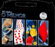 Kit de magica  'o Melhor'  - Fabricante Magic Up - 4 acessórios de magicas R+