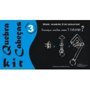 Kit Quebra Cabeça - Enigma Level 3 J+