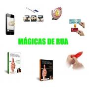 Kit Street Magic Mágicas Para Fazer Na Rua