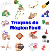 Kit Truques de Mágica Fácil