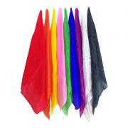 Lenços de Seda 60 cm - selecione sua cor  R+