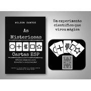LIVRO AS MISTERIOSAS  CARTAS ESP -WILSON SANTOS