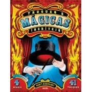 Livro Truques E Mágicas Incríveis