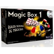 Kit de magicas Magic Box 1 - a partir de 6 anos R+