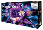 Kit de magicas Magic Box 2 - a partir de 9 anos- com Visual Coin (modelo 3) R+