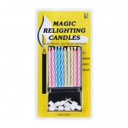Magic Relight Candles G+