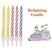 Magic Relight Candles R+