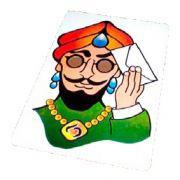 Magica Os Olhos do Swami para palco  G+
