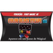 Magical Color Block Escape - Coleção Fast Magic N 16 R+