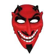 Máscara Diabo Sorridente  - 100% Látex (Spook). F+