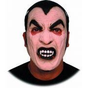 Máscara Drácula - 100% Látex (Spook). B+