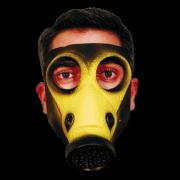 Máscara Guerra Biologica com Elástico B+