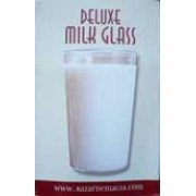 MILK GLASS, Deluxe