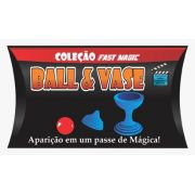 Mini Ball And Vase - Coleção Fast Magic Nº 02