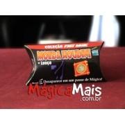 MOEDA HOUDINI - COLEÇÃO FAST MAGIC Nº 04