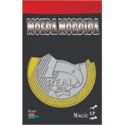 Moeda Mordida 1 Real - Coleção Fast Magic N°51 R+