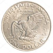 MOEDA ONE DOLLAR, ANO 71 72 74 e 1978