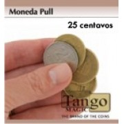 MOEDA PULL 0,25 TANGO