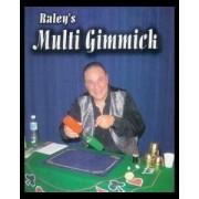 Multi gimmick + Dvd em português - Raley J+