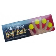 MULTIPLYING BALLS GOLF - BOLAS EXCELSIOR