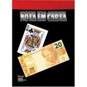 Nota em carta 20 reais - Risky bet em nota barsileira B+