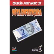 Nota Enfeitiçada -  Coleção Fast Magic N 36