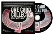 one card collector by alexander kolle