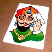 Magica Os Olhos do Swami