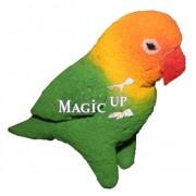 Papagaio de Esponja  - sponge espuma verde