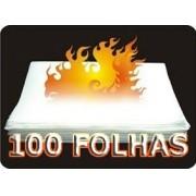 PAPEL FLASH (FLASH PAPER) - 100 FOLHAS