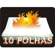 Papel Flash ( Flash Papper) - 10 Folhas D+
