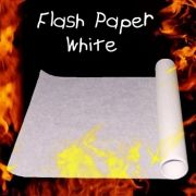 PAPEL FLASH (FLASH PAPER) - 10 FOLHAS