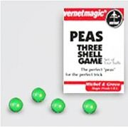 PEAS THREE SHELL GAMES