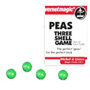 Peas Three Shell Games b+