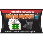 Pião da Profecia - Coleção Fast Magic N 08 R+