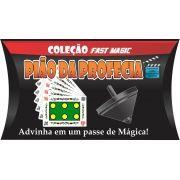 PIÃO DA PROFECIA - COLEÇÃO FAST MAGIC Nº 08