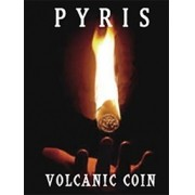 PYRIS VOLCANIC COIN