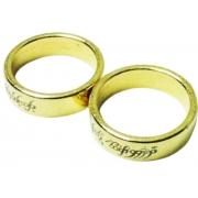 Pk Ring Senhor dos Anéis Dourado